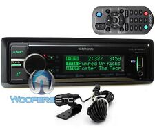 KENWOOD KDC-BT858U CD MP3 BLUETOOTH USB PANDORA IPHONE 200W AMPLIFIER STEREO NEW