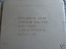 Intel Dual-Core  2.0 GHz/1M/800 Socket LGA 775 Desktop CPU Processor SLA8Y