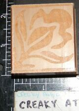 LEAF ART RUBBER STAMP HERO ARTS