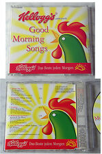 Good Morning canzoni-Bill Withers, Stranglers,... Sony Kellog 's pubblicitari CD MAXI TOP