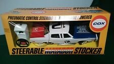 New 1974 Cox Matador Stocker Steerable Tether Car w/.049 Engine in Sealed Box