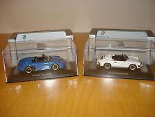 "►2 x Minichamps Promo Porsche 911 Speedster 1989 + 2010 ""Porsche Engineering""◄"