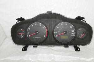 Speedometer Instrument Cluster 01-04 Santa Fe Dash Panel Gauges 197,707 Miles