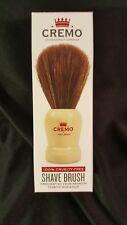 Cremo Shave Brush Handcrafted From Premium Spanish Horsehair 100% Cruelty-Free