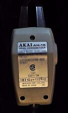 AKAI AH-15 HEAD DEMAGNETIZER - FOR REEL TO REEL TAPE PLAYER