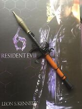 Hot Toys Resident Evil 6 Leon S Kennedy RPG-7 Rocket Launcher loose 1/6th scale