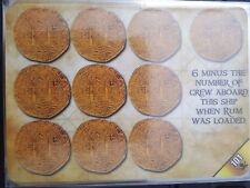 Pirates of the Spanish Main #101 Rum Pocketmodel CSG