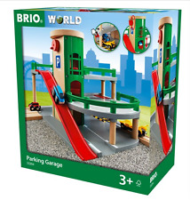 BRIO 33204 Parking Garage. Brand new. Free Post. Ship from Melbourne.