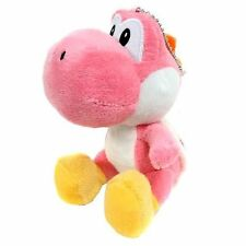 New Super Mario 4in Yoshi Stuffed Animal Nintendo Game Plush Toy Dolls