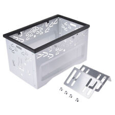Universal Double 2 Din Fitting Cage Car Kit for Stereo Radio 187mm Fascia Facia