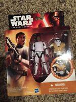 Star Wars The Force Awakens Finn [FN-2187] Armor Up Hasbro Disney