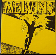 "Melvins ‎- With Yo Heart Not Yo Hands - 7"" Vinyl COOP Waif Label US SFTRI 1990"