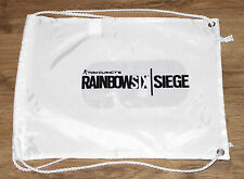 Tom Clancy's Rainbow Six Siege promo sport drawstring sack / bag Gamescom 2015