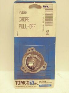 Carburetor Choke Pull Off Tomco 7000 For Ford F-2 2bbl Carburetor Jeep, Ford
