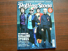 ROLLING STONE 06/2015 Rolling Stones-Muse-Joan Jett-Jackson Brown-The Replacemen