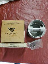 New OEM Complete Kohler K321 14hp .010 Piston And Rings Set 47-874-13