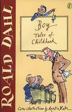 Boy: Tales of Childhood-ExLibrary