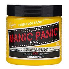 Manic Panic Classic Hair Dye Color Sunshine Vegan 118ml Manic-Panic
