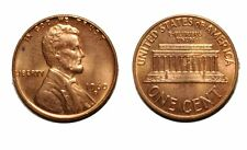 1960-D  Lincoln Cent - CONECA DDO-001 Double die ( FS-101) BU Uncirculated #752