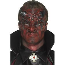 Foam Latex Devil Head Prosthetic Halloween Special FX Fancy Dress Make Up
