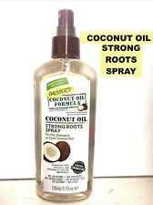 PALMER'S COCONUT OIL FORMULA STRONG ROOTS SPRAY MOISTURIZES HAIR & SCALP 5.1 oz