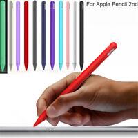 Sleeve Wrap Silicone Case Nib Cover Protective Skin For Apple Pencil 2 iPad Pro