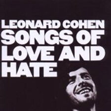Songs of Love and Hate 0886970938723 by Leonard Cohen CD