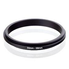 Adaptador paso 43mm-58mm anillo de refuerzo 43mm A 58mm 43-58filter Adaptador