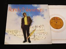 "Randy Newman-1968 US Debut LP w/Original ""Clouds"" Cover-CLEAN!"