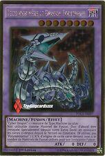 ♦Yu-Gi-Oh!♦ Technochimère le Dragon Forteresse : PGL3-FR057 -VF/GOLD RARE-