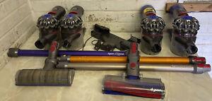 Job Lot Dyson Handheld Stick V7 V8 Lot - Cordless Vacuum Cleaner