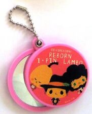 Hitman Reborn Lambo, Ipin Pocket Mirror Key Chain NEW