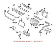 For BMW Genuine A/C Evaporator Core Case 64118372792
