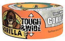 Gorilla Glue 288 X 30 Yd Silver Tough Amp Wide Gorilla Tape