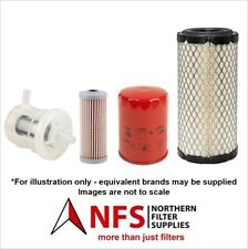 Yanmar SV08,SV08-1 Filter Service Kit Air, Oil, Fuel Filters