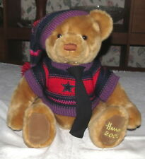Harrods Teddy Bear 2004 with tag