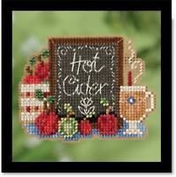 MILL HILL Autumn Harvest Beaded Cross Stitch Kit - HOT CIDER - MH18-1826