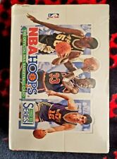 1992-93 NBA Hoops Series 1 [ Factory Sealed Box, 12 Cards/ 36 Packs,  Jordan]