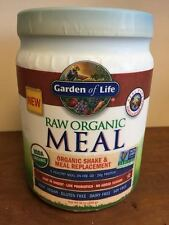 Garden of Life RAW Organic Meal Shake Vanilla Spiced Chai - 16 oz (455g) New