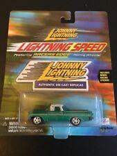 Speed Racers Edge 1959 El Camino Sticker Johnny Lightning