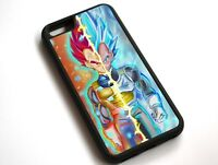 For iPhone XS Max DBZ SSGSS Vegeta Case Cover #10027