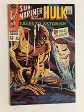 TALES TO ASTONISH #92 (VF- 7.5) 1967 1st SILVER SURFER X-OVER (OUTSIDE OF FF)