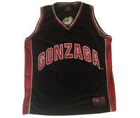 Gonzaga Bulldogs #33 NCAA Jersey Basketball Mens XL Sewn Vintage