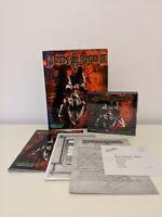 PC IBM LANDS OF LORE III 3 BIG BOX CD-ROM VINTAGE COMPUTER GAME RPG EA WESTWOOD