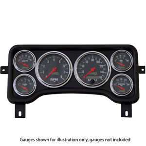 AutoMeter 5381 Jeep TJ Direct Fit Gauge Panel