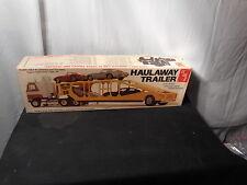 Model Kit Haulaway Trailer 5 Car Auto Transporter