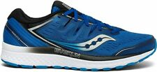 Saucony Men's Guide ISO 2 Running Shoe, Blue, 11 D(M) US