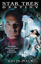 Star Trek: Destiny by David Mack (Paperback, 2012)