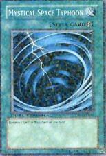 Yugioh Mystical space typhoon DT01-EN093 Duel terminal rare NM