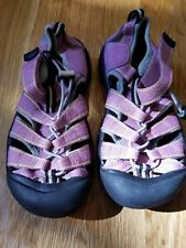 Keen GIRLS Youth Size 4 PINK Sandals Waterproof Outdoors Hiking Sports